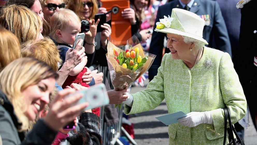 The Queen Is Longest Serving Monarch In British History