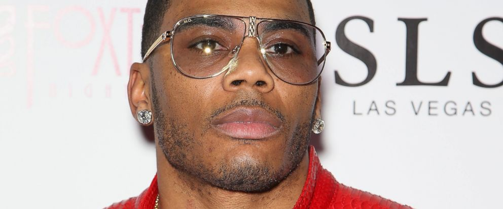PHOTO: Rapper Nelly attends the DUB Magazine Specialty Equipment Market Association (SEMA) trade show party in Las Vegas, Nov. 4, 2015.