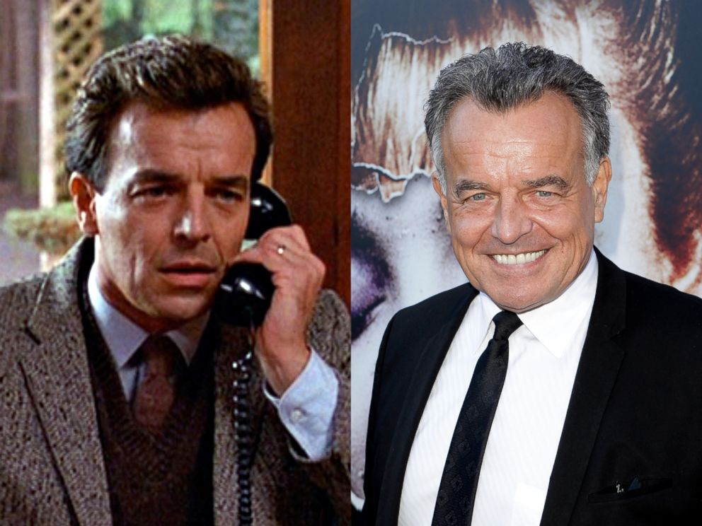 PHOTO: Ray Wise as Leland Palmer in Twin Peaks, 1990.   Ray Wise in Los Angeles, Calif., July 16, 2014.