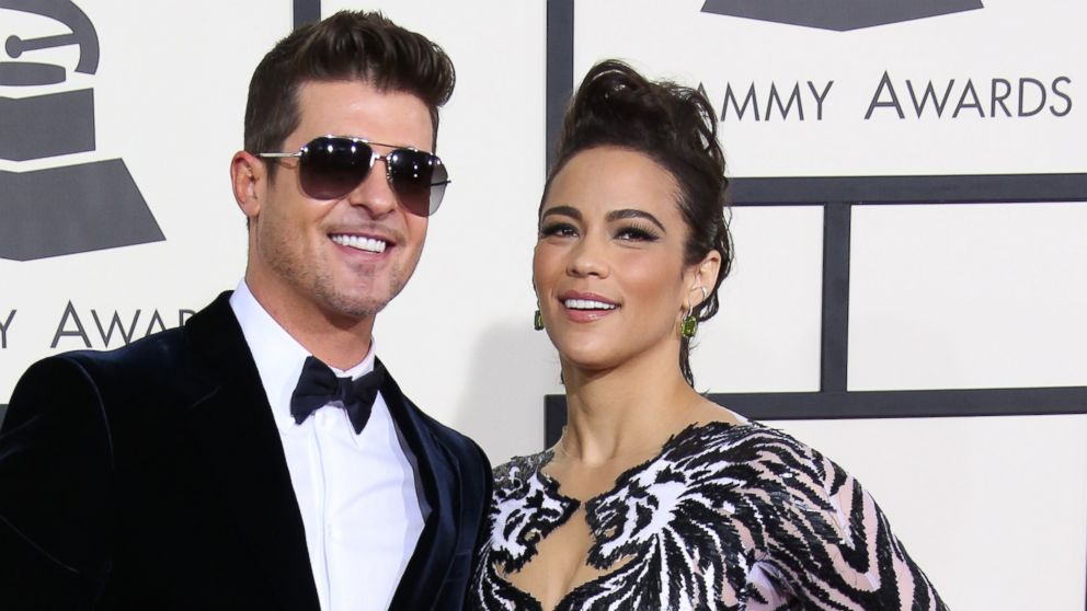 Paula Patton Files for Divorce From Estranged Husband Robin Thicke ...