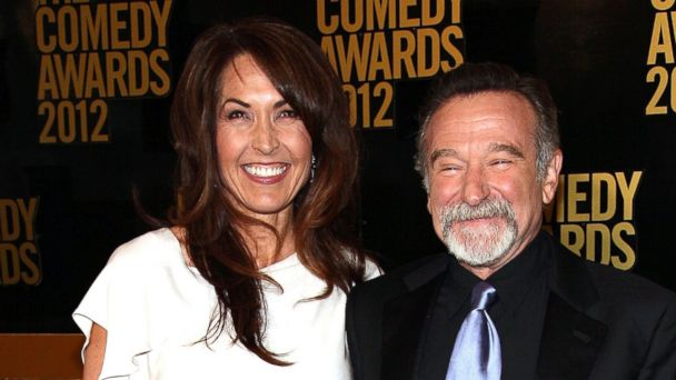 Robin Williams' Widow Pens Emotional Essay About the Comedian's Final Days