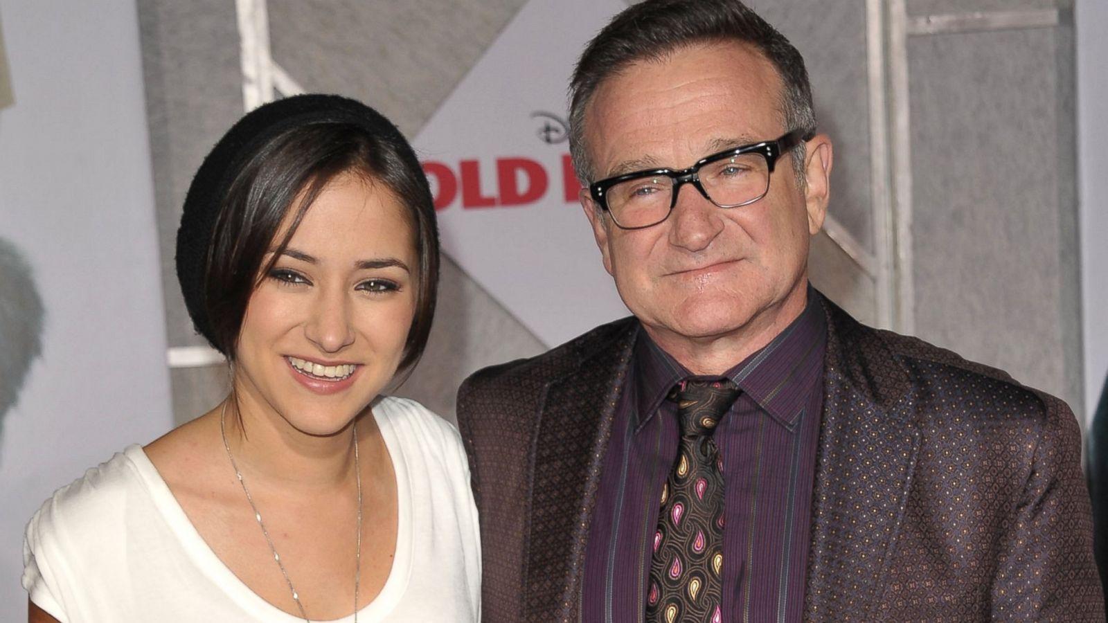 Zelda Williams Takes Social Media Break Before Robin Williams ...