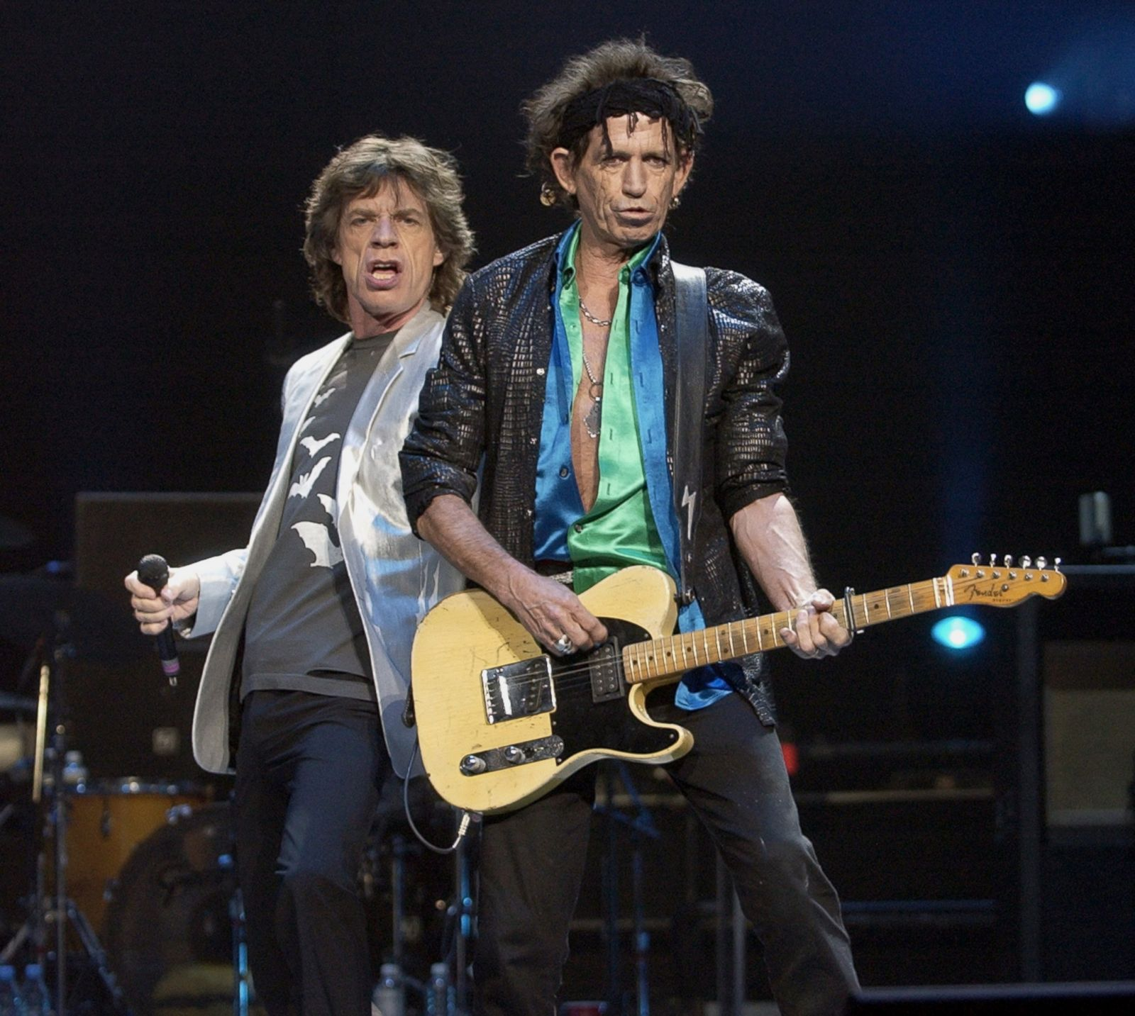 The Rolling Stones: Through The Years Photos - ABC News