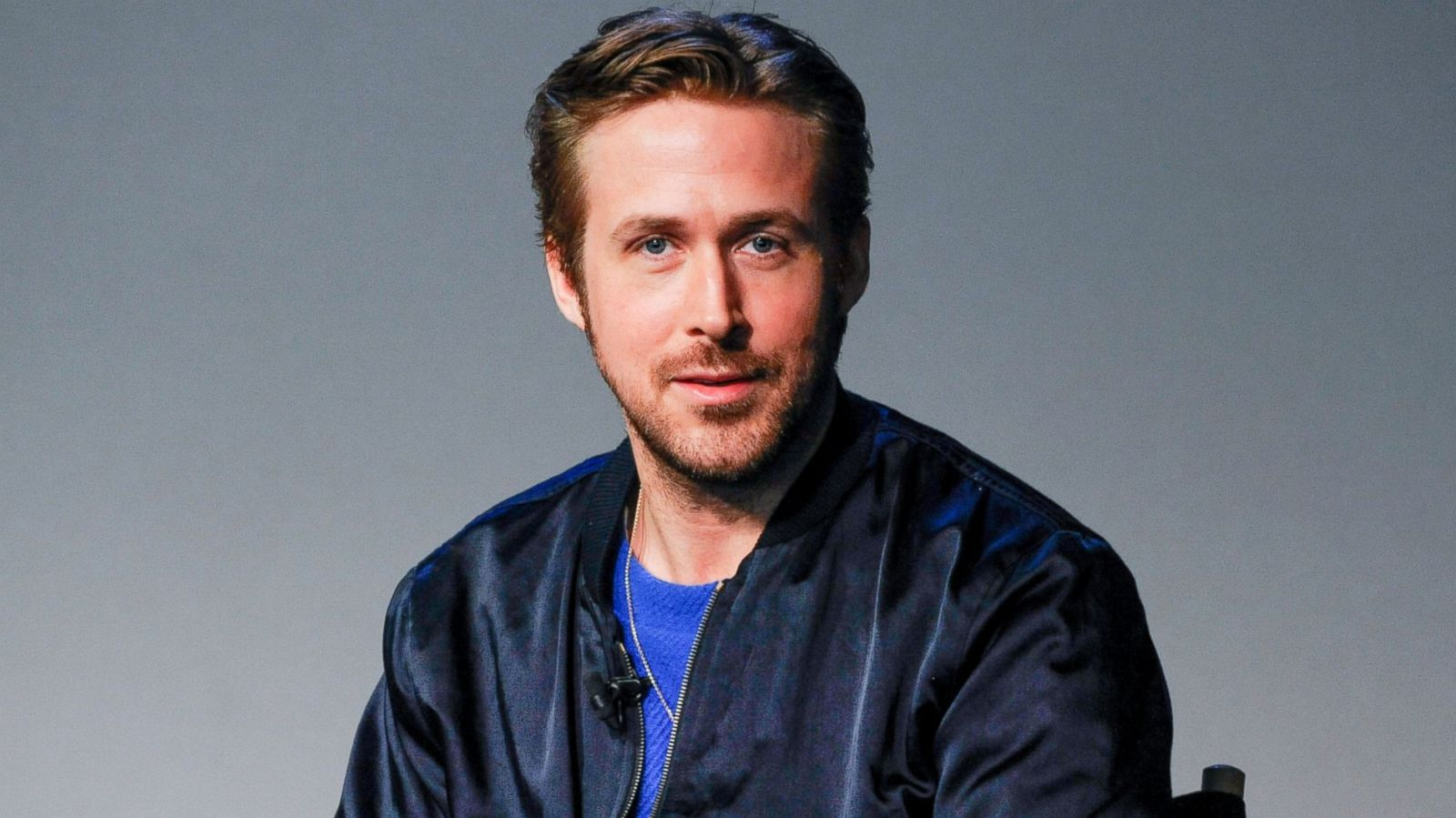 picture Ryan Gosling Goes All Out To Support Co-Star's Charity Efforts