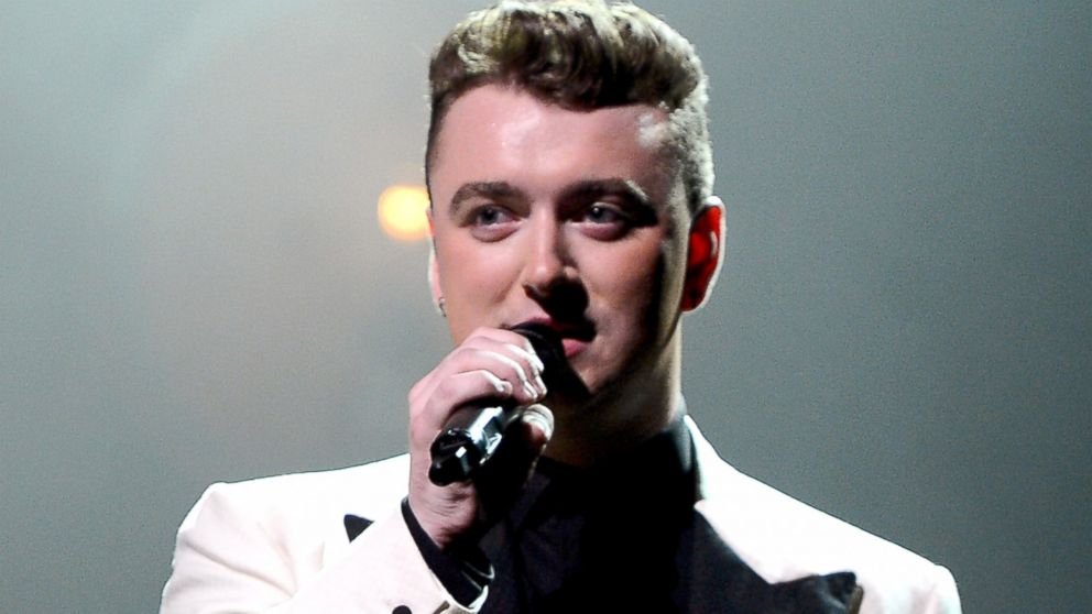 Sam Smith performs on June 17, 2014 in New York City.