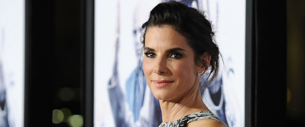 """PHOTO: Sandra Bullock attends the premiere of """"Our Brand Is Crisis"""" at TCL Chinese Theatre on October 26, 2015 in Hollywood, California."""
