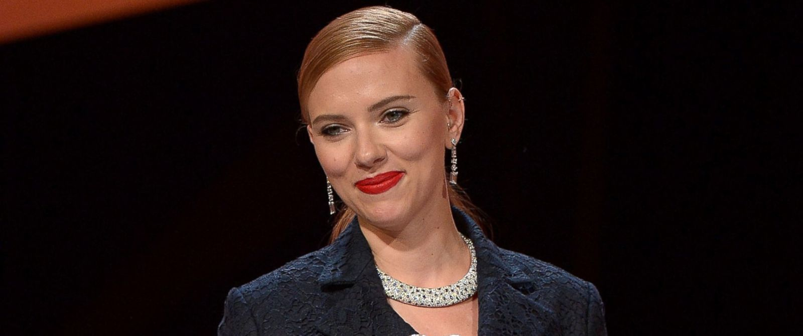 PHOTO: Scarlett Johansson is pictured on Feb. 28, 2014 in Paris, France.