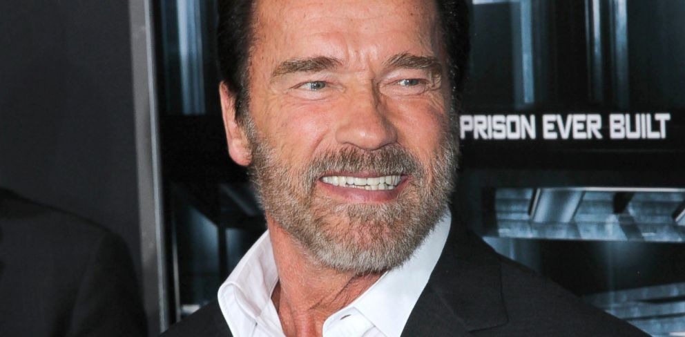 "PHOTO: Arnold Schwarzenegger attends the New York premiere of ""Escape Plan,"" Oct. 15, 2013, in New York City."