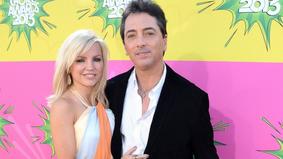 Scott Baio with beautiful, Wife Renée Sloan