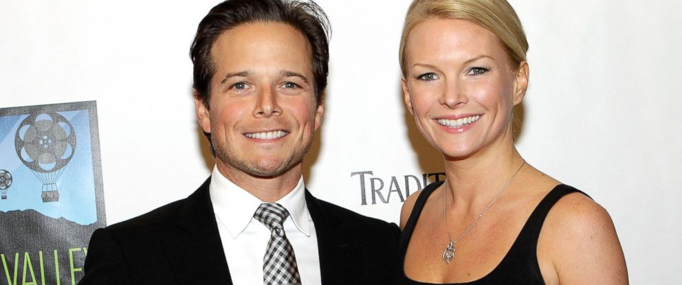 PHOTO: Scott Wolf and Kelley Wolf attend the 2011 Napa Valley Film Festival, Nov. 12, 2011 in Napa, Calif.