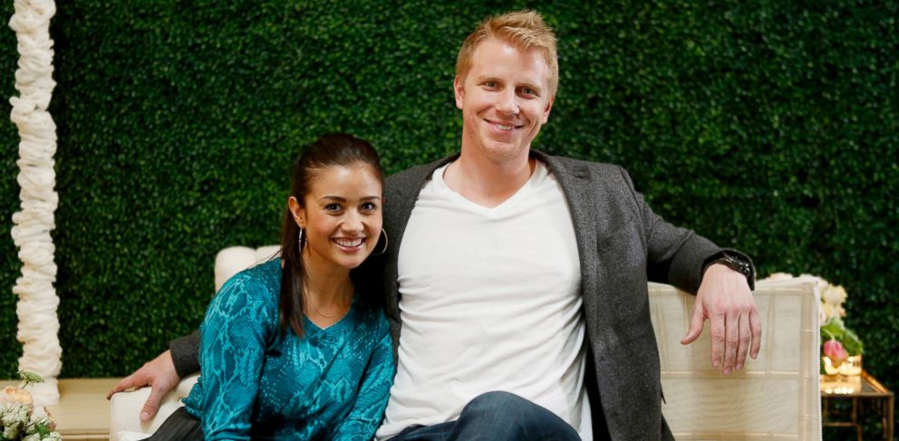 """PHOTO: Sean Lowe and Catherine Giudici, will share a dramatic new chapter of their love story with millions of viewers when ABC televises their much anticipated wedding - live, on """"The Bachelor: Sean and Catherines Wedding,"""" Jan. 26, 2014."""