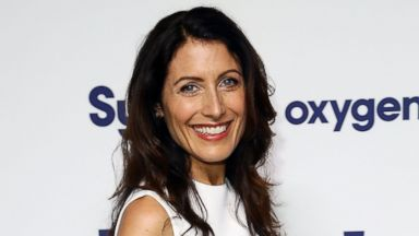 PHOTO: Lisa Edelstein attend the 2014 NBCUniversal Cable Entertainment Upfronts at The Jacob K. Javits Convention Center on May 15, 2014 in New York City.
