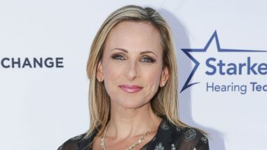 """PHOTO: Actress Marlee Matlin attends the premiere of """"Operation Change"""" at Paramount Studios on June 18, 2014 in Los Angeles, Calif."""