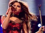 PHOTO: Selena Gomez performs onstage during KISS 108s Jingle Ball 2013, at TD Garden, Dec. 14, 2013, in Boston.