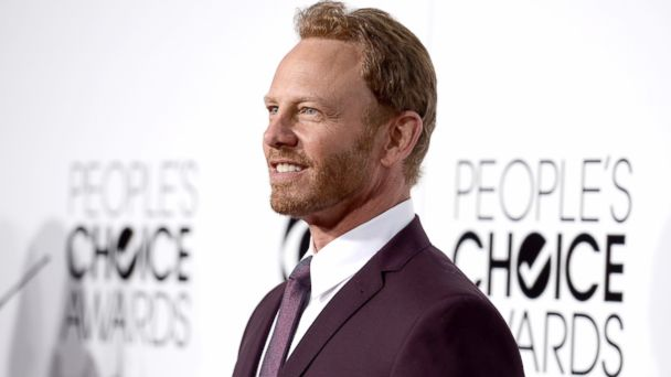 PHOTO: Ian Ziering attends The 40th Annual Peoples Choice Awards at Nokia Theatre L.A. Live