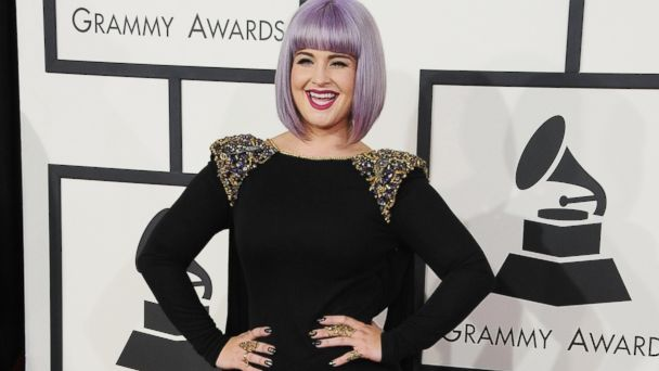 PHOTO: Kelly Osbourne attends the 56th GRAMMY Awards at Staples Center in Los Angeles, Jan. 26, 2014