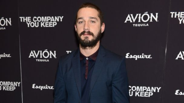 PHOTO: In this file photo, Shia LaBeouf is pictured on Apr. 1, 2013 in New York City.