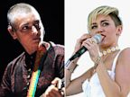 PHOTO: Irish singer Sinead OConnor, left, performs  during the Inter-Celtic Festival of Lorient,  Aug 11, 2013. Miley Cyrus, right,  performs onstage during the iHeartRadio Music Festival at the MGM Grand Garden Arena, Sept. 21, 2013 in Las Vegas.