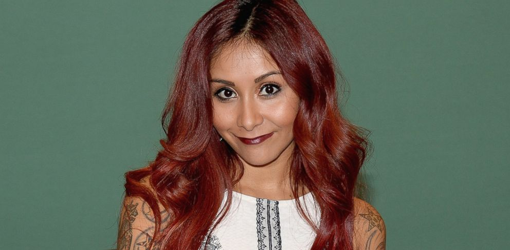 Nicole Snooki Polizzi Pregnant With Second Child Abc News
