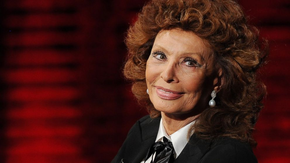 Sophia Loren S Memoir 12 Things You Didn T Know About The Screen Goddess Abc News