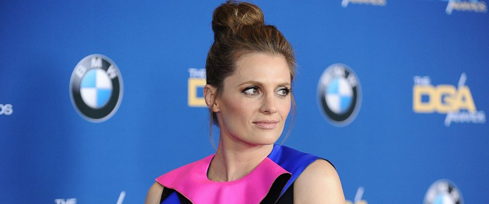 PHOTO: Stana Katic attends the 68th annual Directors Guild of America Awards at the Hyatt Regency Century Plaza on Feb. 6, 2016 in Los Angeles.