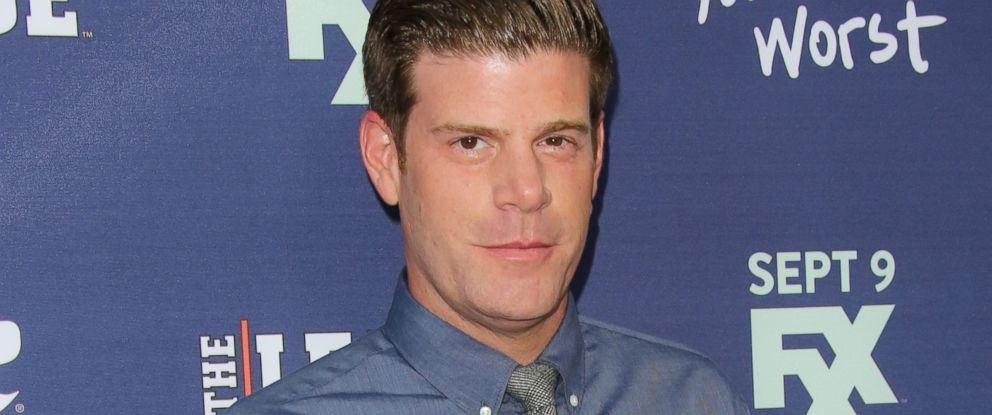 PHOTO: Stephen Rannazzisi is pictured on Sept. 8, 2015 in Westwood, Calif.