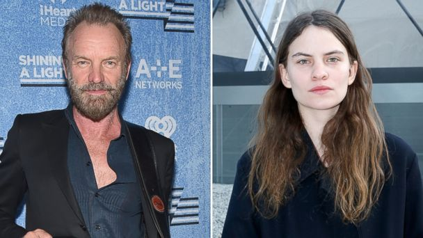"""PHOTO: Sting attends A+E Networks """"Shining A Light"""" concert at The Shrine Auditorium, Nov.18, 2015, in Los Angeles. 