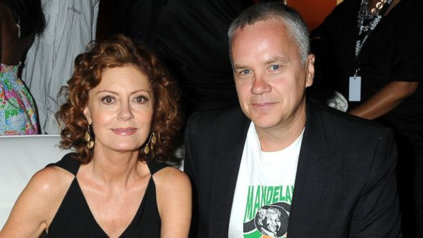 PHOTO: Susan Sarandon and Tim Robbins attend the Mandela Day: A 46664 Celebration Concert at Radio City Music Hall, July 18, 2009, in New York.