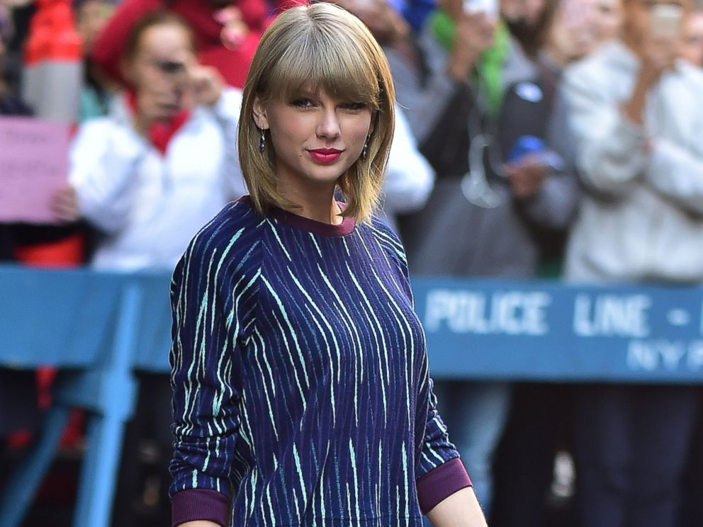Taylor Swift Announces Dates For Her 2015 World Tour Abc News