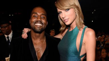 Kanye West Says Taylor Swift Wanted Him To Crash Grammys Stage Abc News