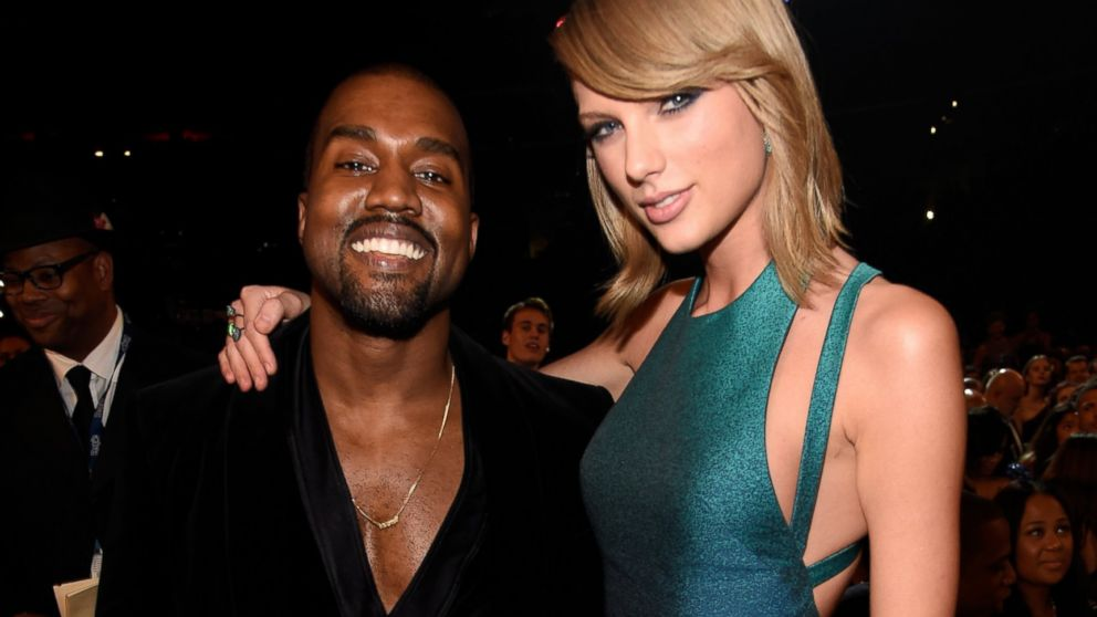 e1b0bbdfc0a79 Kanye West Says Taylor Swift Wanted Him to Crash Grammys Stage - ABC News