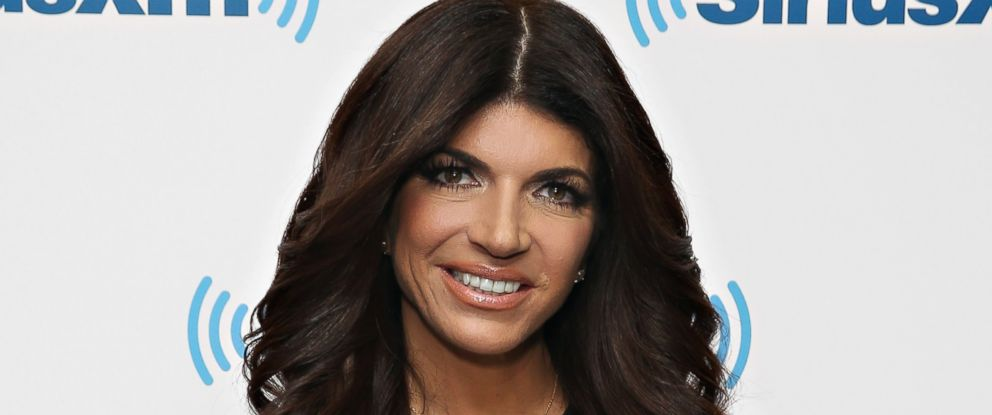 PHOTO: Teresa Giudice visits the SiriusXM Studios on Feb. 9, 2016 in New York City.