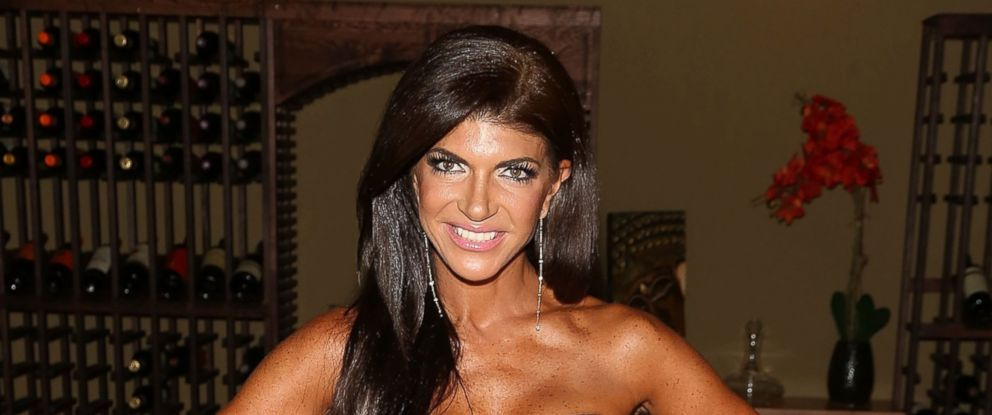 "PHOTO: Teresa Giudice attends the ""Real Housewives Of New Jersey"" Season Six Premiere Party, July 13, 2014 in Parsippany, N.J."