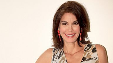 PHOTO: Teri Hatcher is shown, April 27, 2013 in Los Angeles, Calif.