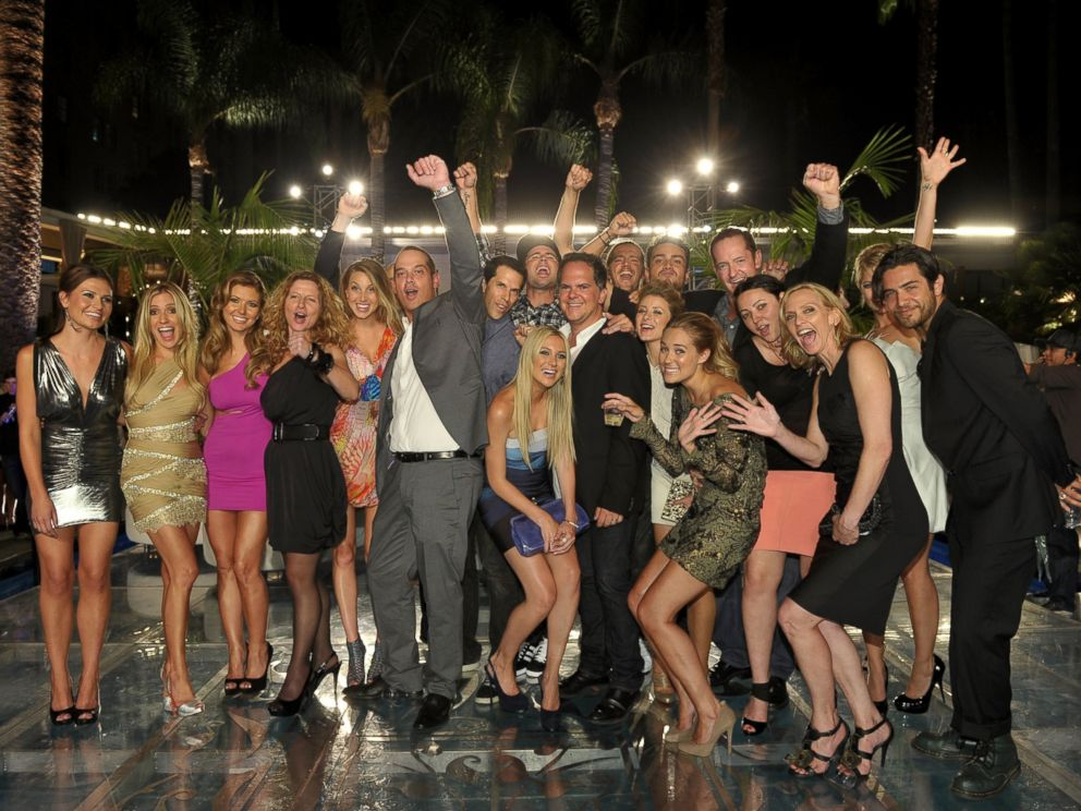 PHOTO: Cast and crew members; are seen at the MTVs The Hills Live: A Hollywood Ending Finale event held at The Roosevelt Hotel, July 13, 2010, in Hollywood, Calif.