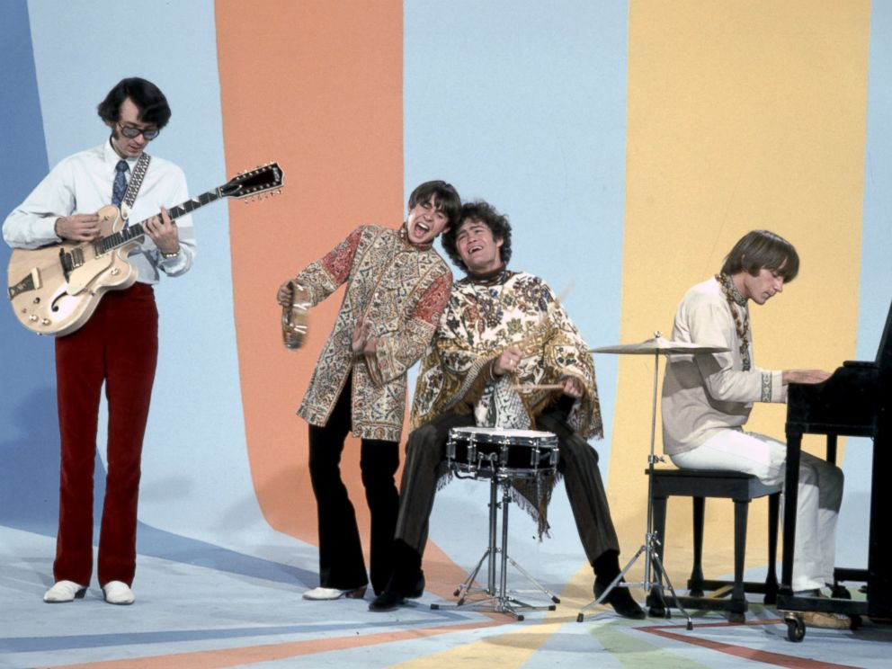 PHOTO: The Monkees are seen here performing in this undated file photo.