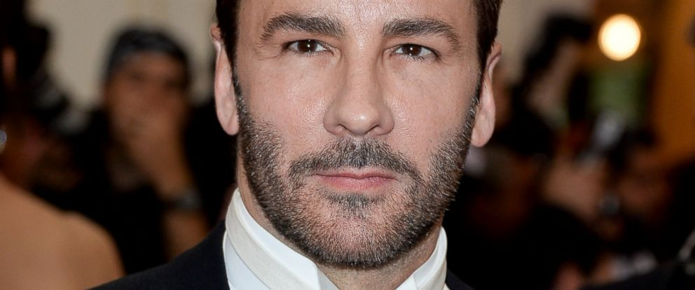 "PHOTO: Tom Ford attends the ""Charles James: Beyond Fashion"" Costume Institute Gala at the Metropolitan Museum of Art, May 5, 2014, in New York City."