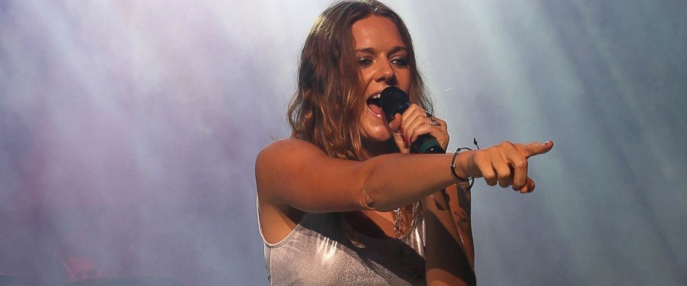 PHOTO: Tove Lo performs during the BLI Summer Jam 2015 at Nikon at Jones Beach Theater, June 13, 2015, in Wantagh, N.Y.