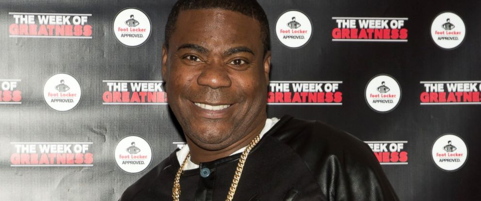 PHOTO: Tracy Morgan attends the 4th Annual Week of Greatness Kickoff at The Wooly, Nov. 17, 2015, in New York City.