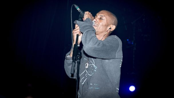 PHOTO: Tricky performs at Le Bataclan, Feb. 20, 2015, in Paris.