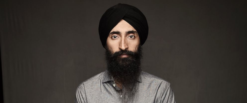 PHOTO: Actor Waris Ahluwalia poses during a portrait session on day seven of the 12th annual Dubai International Film Festival on Dec. 15, 2015 in Dubai, United Arab Emirates.