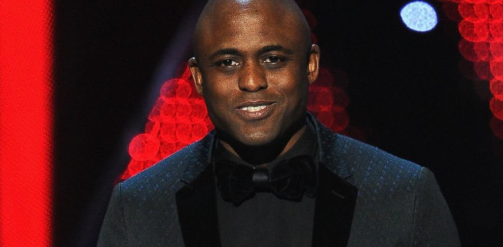 PHOTO: TV personality Wayne Brady speaks onstage at The 40th Annual Peoples Choice Awards at Nokia Theatre L.A. Live, Jan. 8, 2014 in Los Angeles.