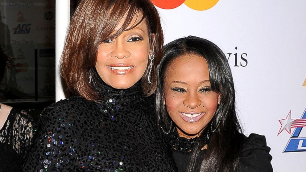 Whitney Houston's Daughter, Bobbi Kristina, Says to Expect Music Career -  ABC News