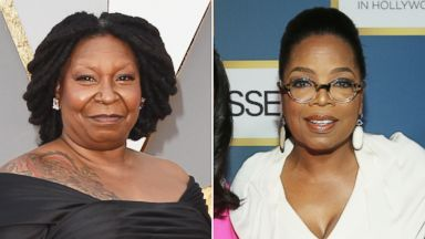 Oprah Winfrey Reacts To Being Mistaken For Whoopi Goldberg On Oscars Red Carpet Abc News