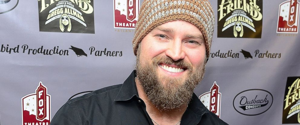PHOTO: Zac Brown attends All My Friends: Celebrating the Songs & Voice of Gregg Allman at The Fox Theatre in this Jan. 10, 2014, file photo in Atlanta, Georgia.