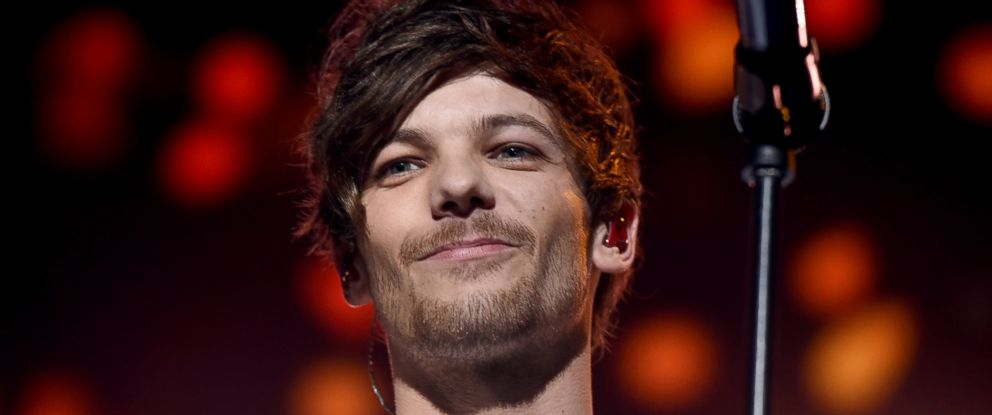 PHOTO: Louis Tomlinson of One Direction performs onstage at American Airlines Center on Dec. 1, 2015 in Dallas.