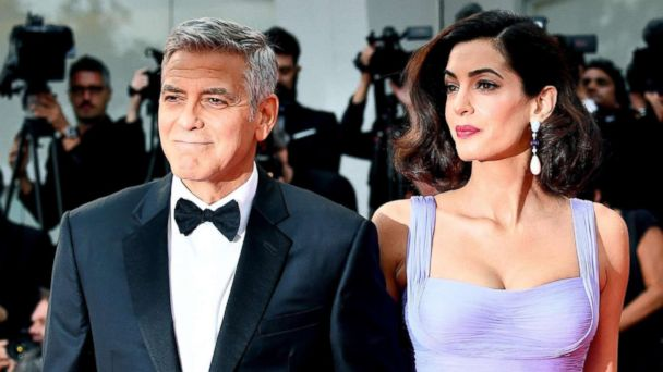 George Clooney describes how he first met his wife, Amal