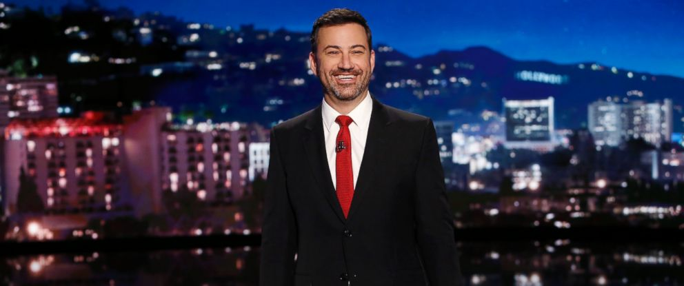 "PHOTO: On Monday, January 2, Jimmy Kimmel hosts a ""Bachelor""-themed primetime special called ""Jimmy Kimmel Live: Here for the Right Reasons."""