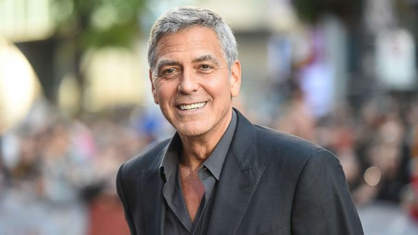 George Clooney developing Watergate series for Netflix