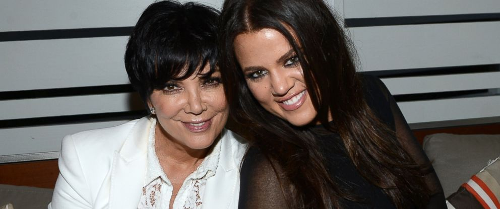 PHOTO: Kris Jenner and Khloe Kardashian attend a Seventeen Magazine celebration on August 2, 2012 in Westwood, California.